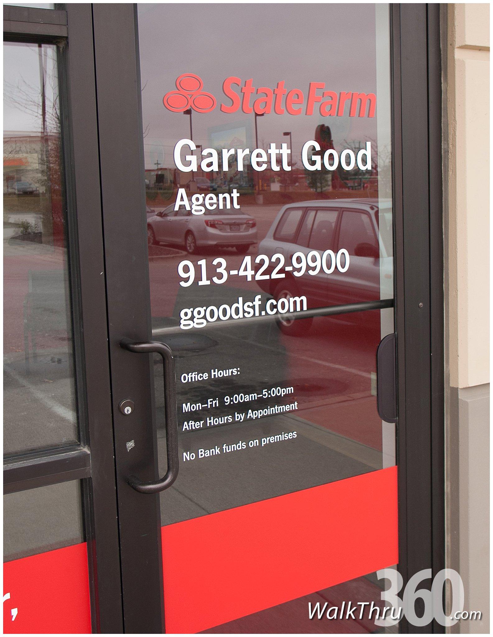 Garrett Good State Farm Insurance Google Virtual Tour For Street