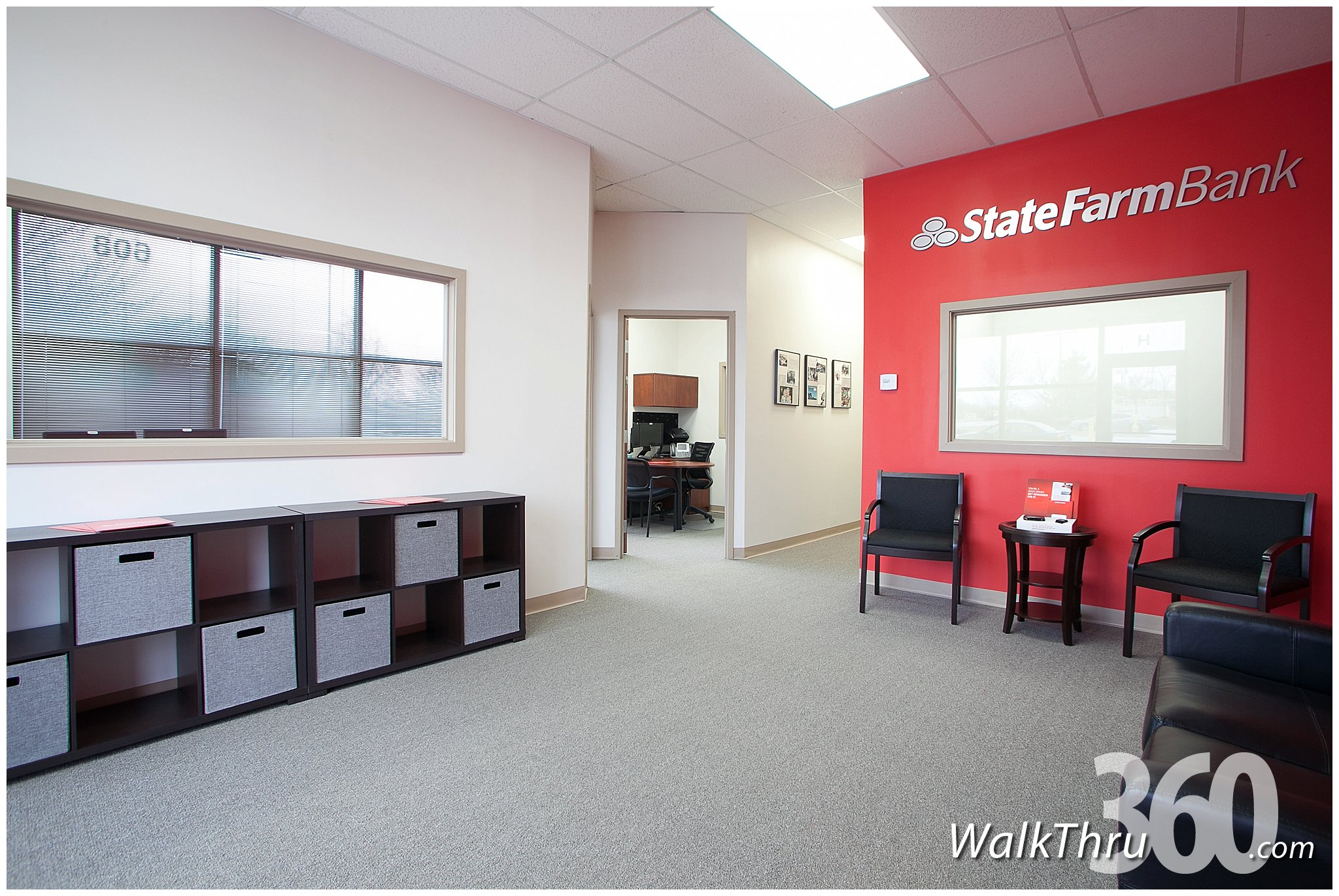 Garrett good state farm insurance google virtual tour for Office photos