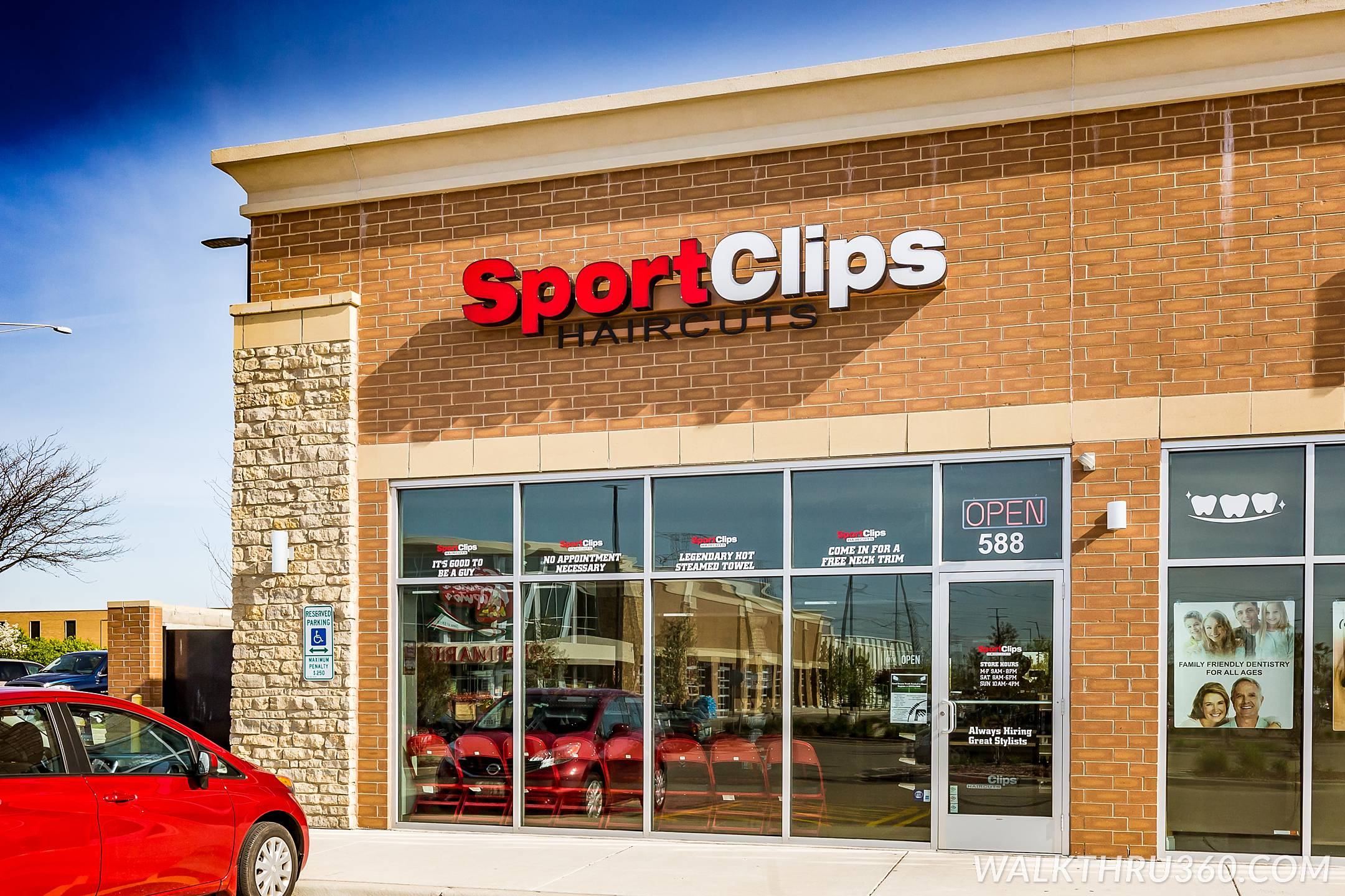 Sport Clips Stream