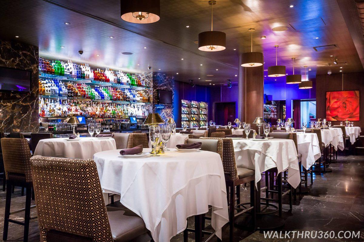 Live Music Bar Area Mastros Chicago Landrys Restaurants Tom Schmidt Photo