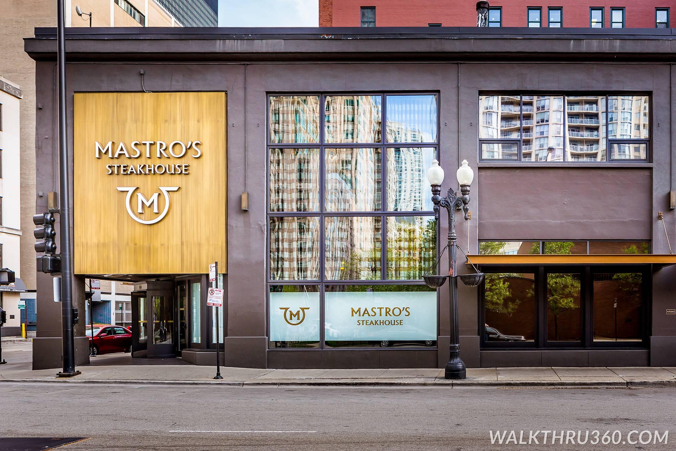 Mastro Restaurant Downtown Chicago