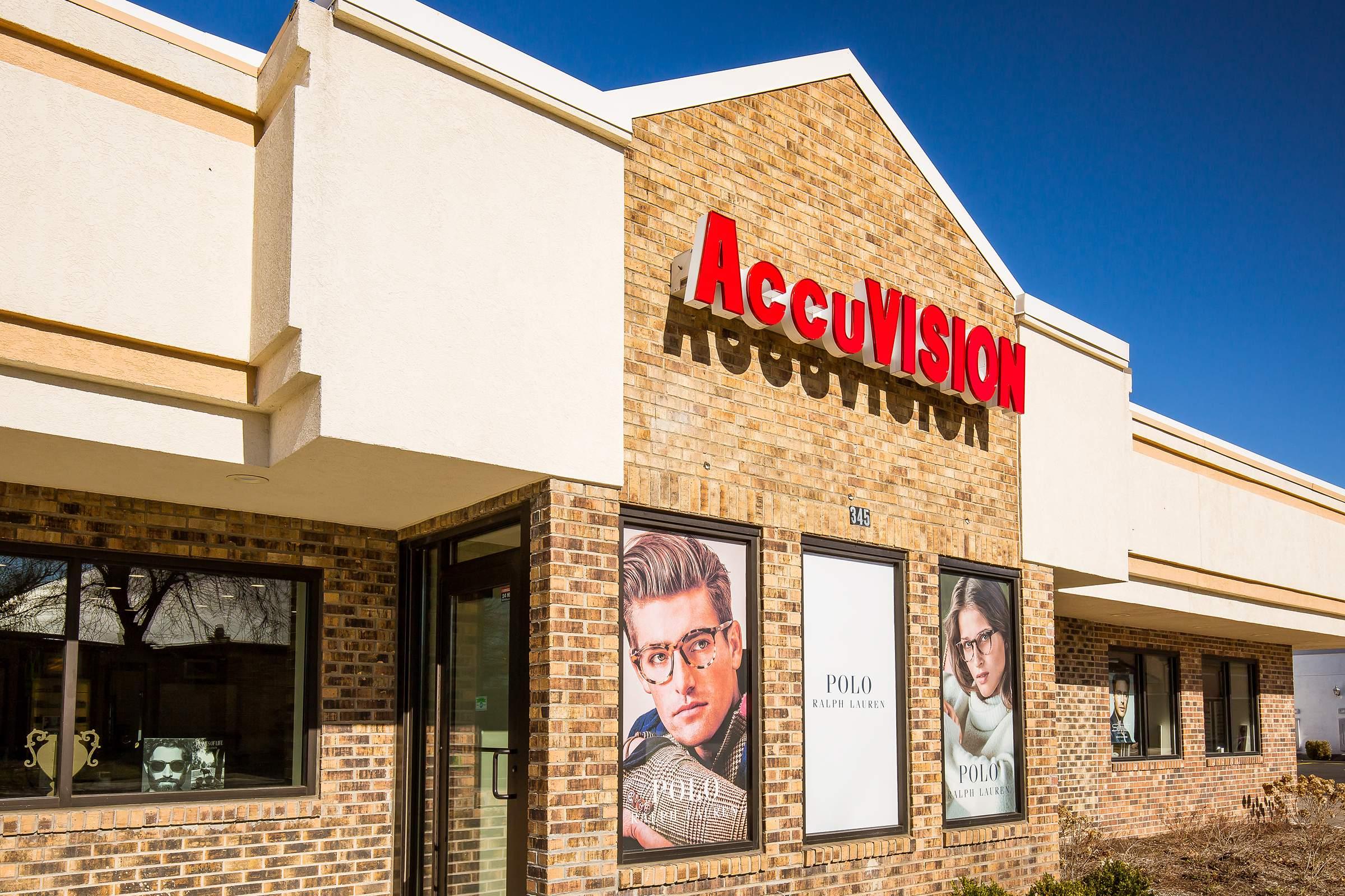 accuvision optical in wauconda chicago suburbs interior