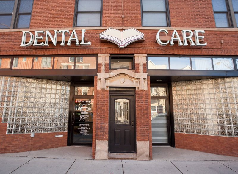 Webster dental Lake view Chicago Illinois interior photography - 35