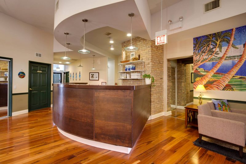 Webster dental Lake view Chicago Illinois interior photography - 30