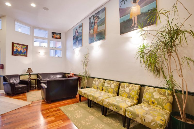 Webster dental Lake view Chicago Illinois interior photography