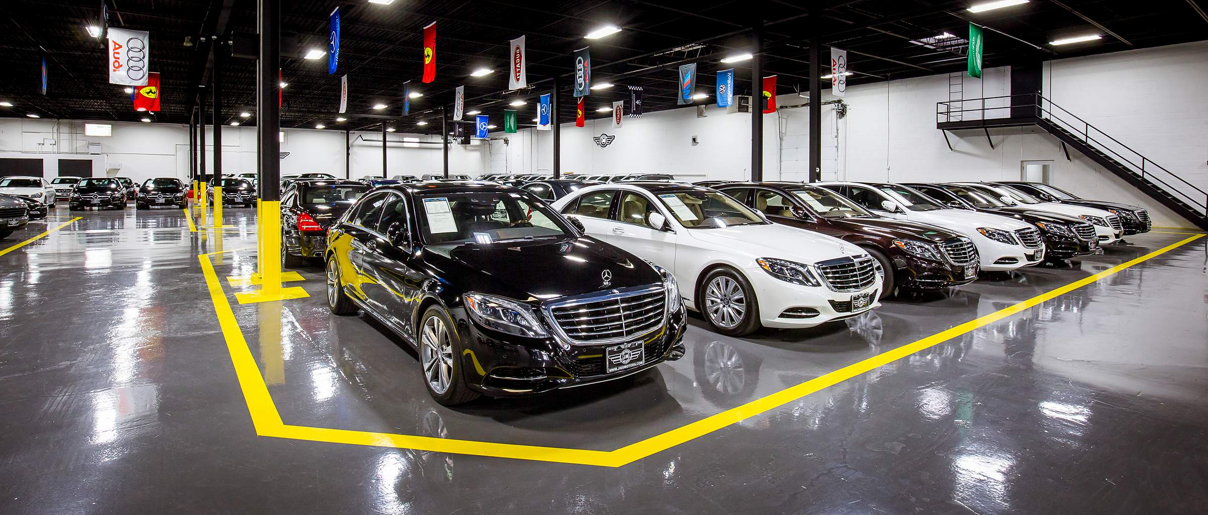 Jidd Motors Luxury Auto Gallery In Chicago Virtual Tour See Inside
