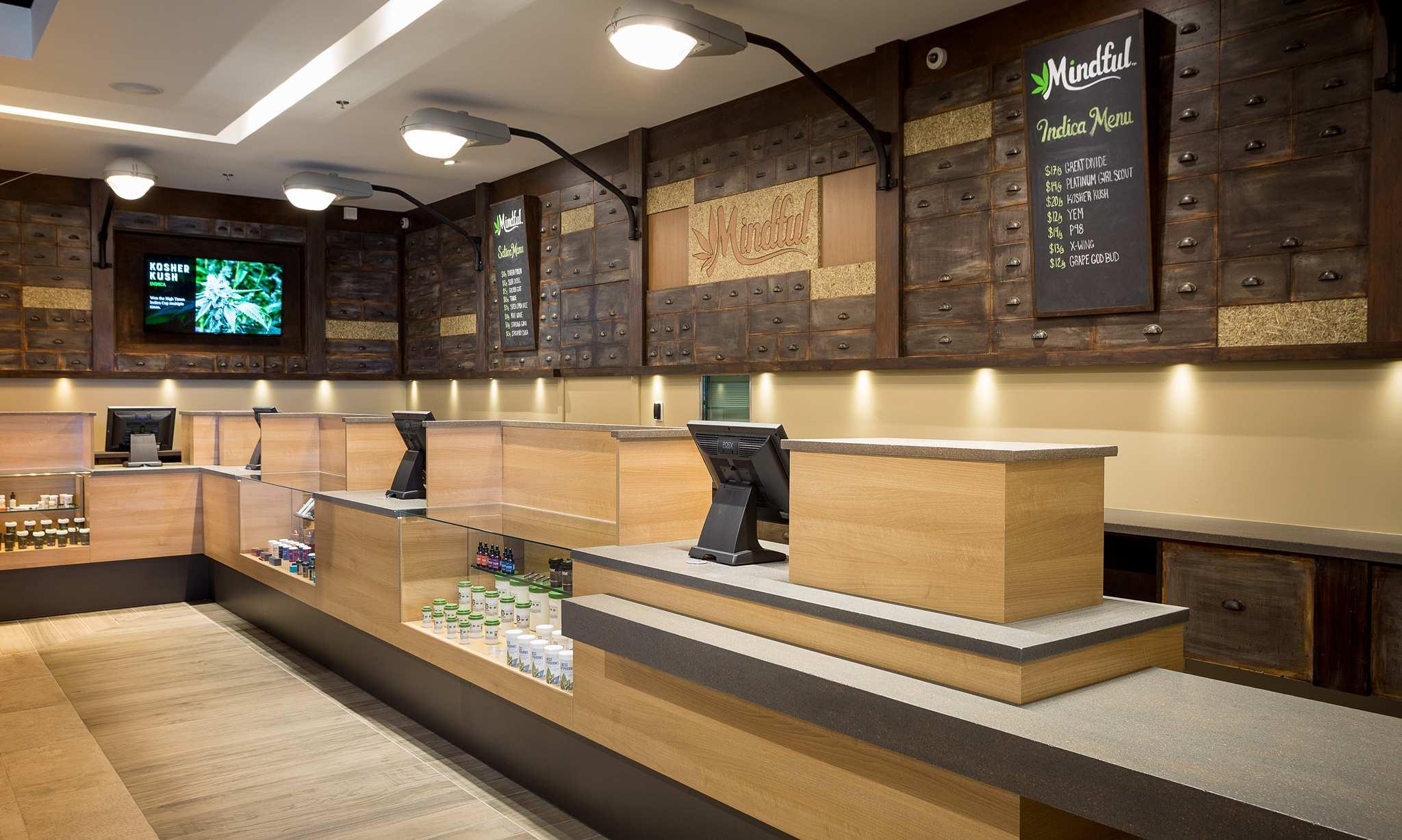 Mindful Marijuana Dispensary Website And Brand Identity
