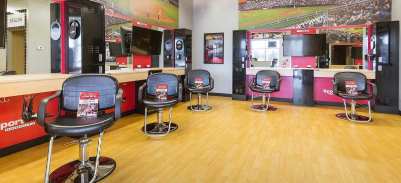 Sport Clips Lincolnshire Business Listing Photos for Google Maps Optimization - 36