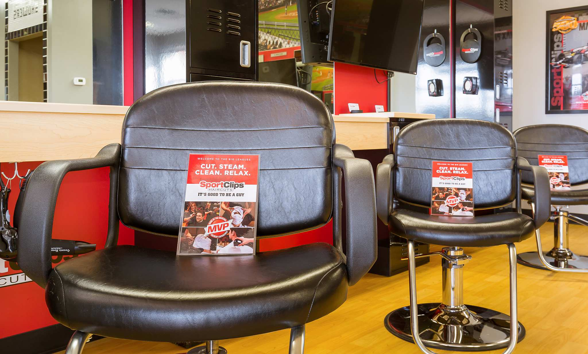 Sport Clips Lincolnshire Business Listing Photos for Google Maps Optimization