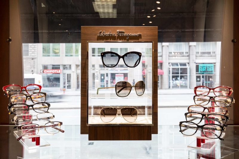 AccuVISION Michigan Avenue Chicago Optician Eyeglass Gallery Business Photos - 08