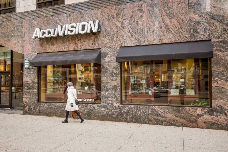 AccuVISION Michigan Avenue Chicago Optician Eyeglass Gallery Business Photos - 17