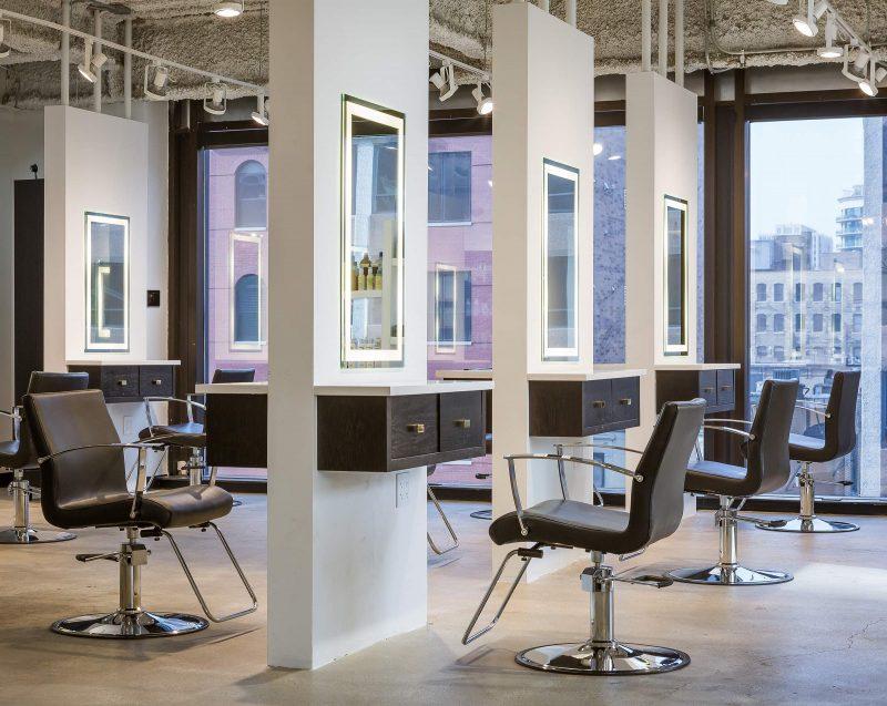 Arsova Salon Chicago Downtown Interior Photography 360 Google VIrtual Tour - 45
