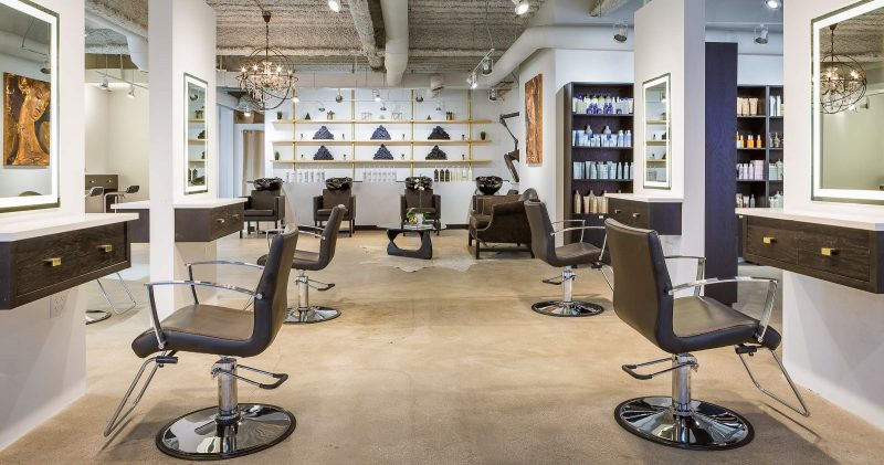 Arsova Salon Chicago Downtown Interior Photography 360 Google VIrtual Tour - 42