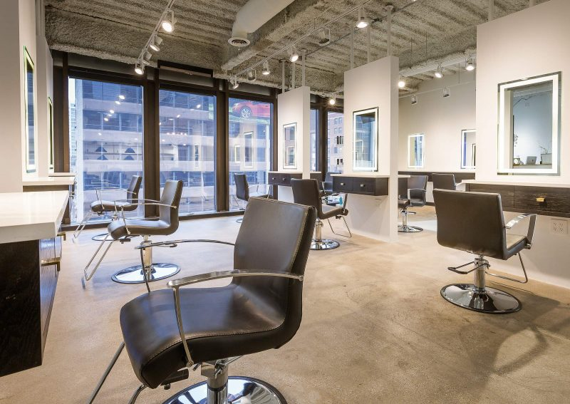 Arsova Salon Chicago Downtown Interior Photography 360 Google VIrtual Tour - 39