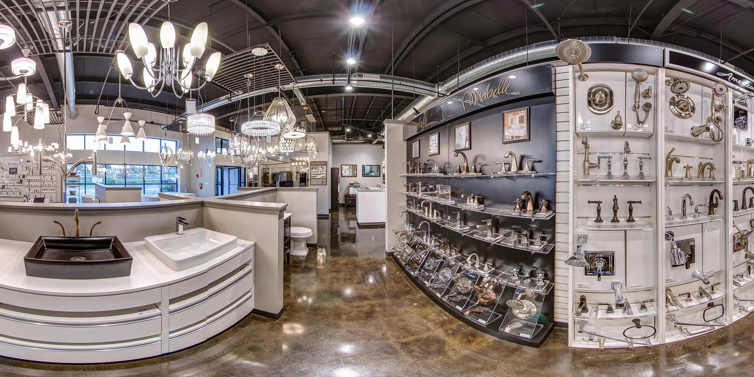 Ferguson Bath, Kitchen & Lighting Gallery Showroom Virtual Tour w ...