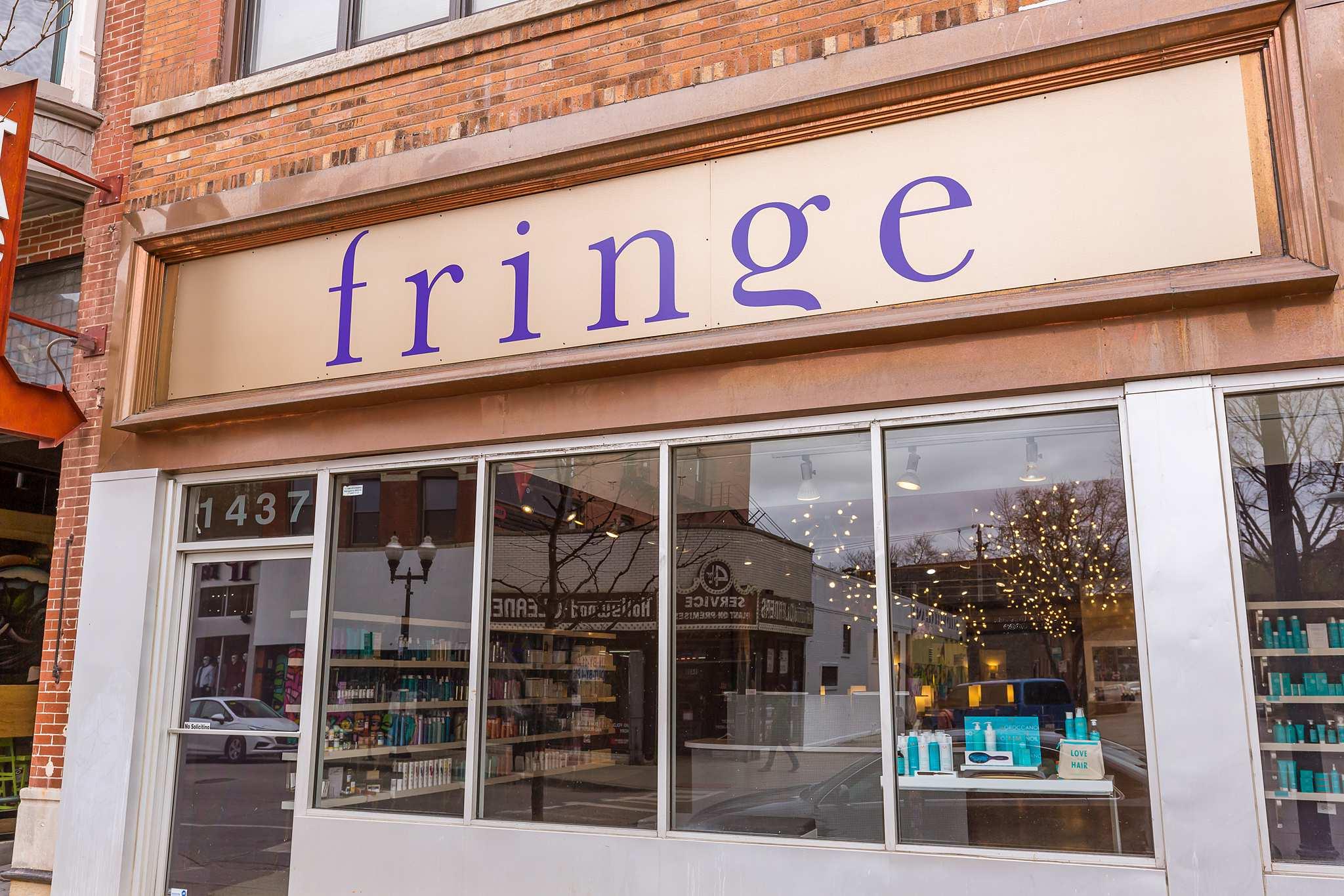 Fringe Salon Chicago Wicker Park Hair Salon Google Maps Virtual