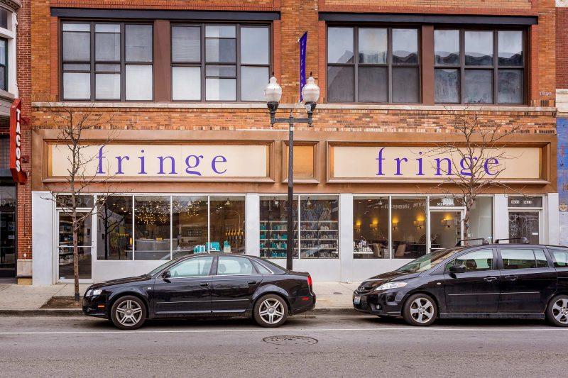 Fringe Hair Salon Chicago Google Trusted Images 360 Photography by WalkThru360