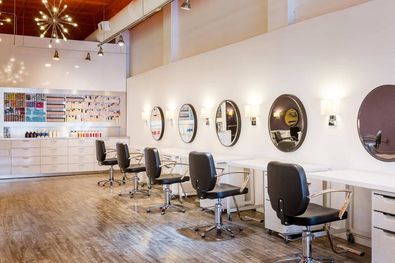Fringe Hair Salon Chicago Google Trusted Images 360 Photography by WalkThru360 - 21