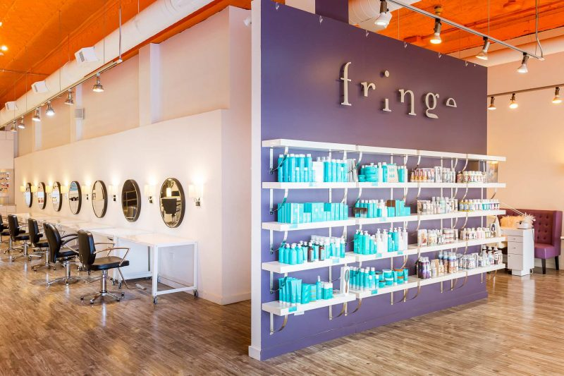 Fringe Hair Salon Chicago Google Trusted Images 360 Photography by WalkThru360 - 20