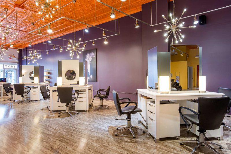 Fringe Hair Salon Chicago Google Trusted Images 360 Photography by WalkThru360 - 23
