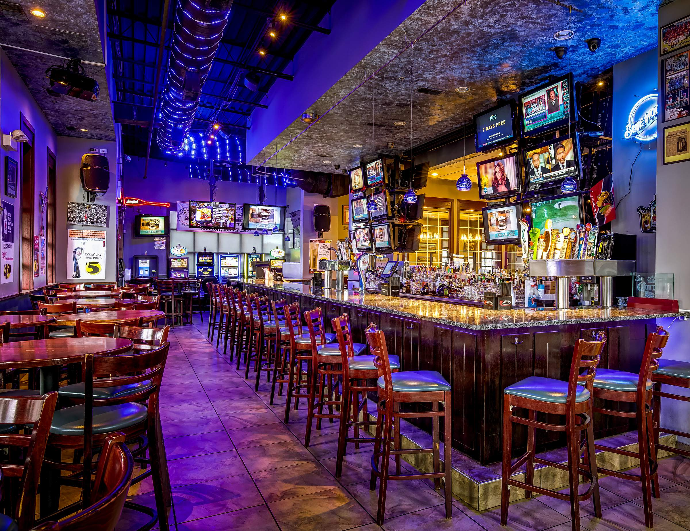 Boutiques In Chicago >> Prime Time Restaurant Google Virtual Tour Chicago | WalkThru360 - Google 360 Chicago, Nationwide