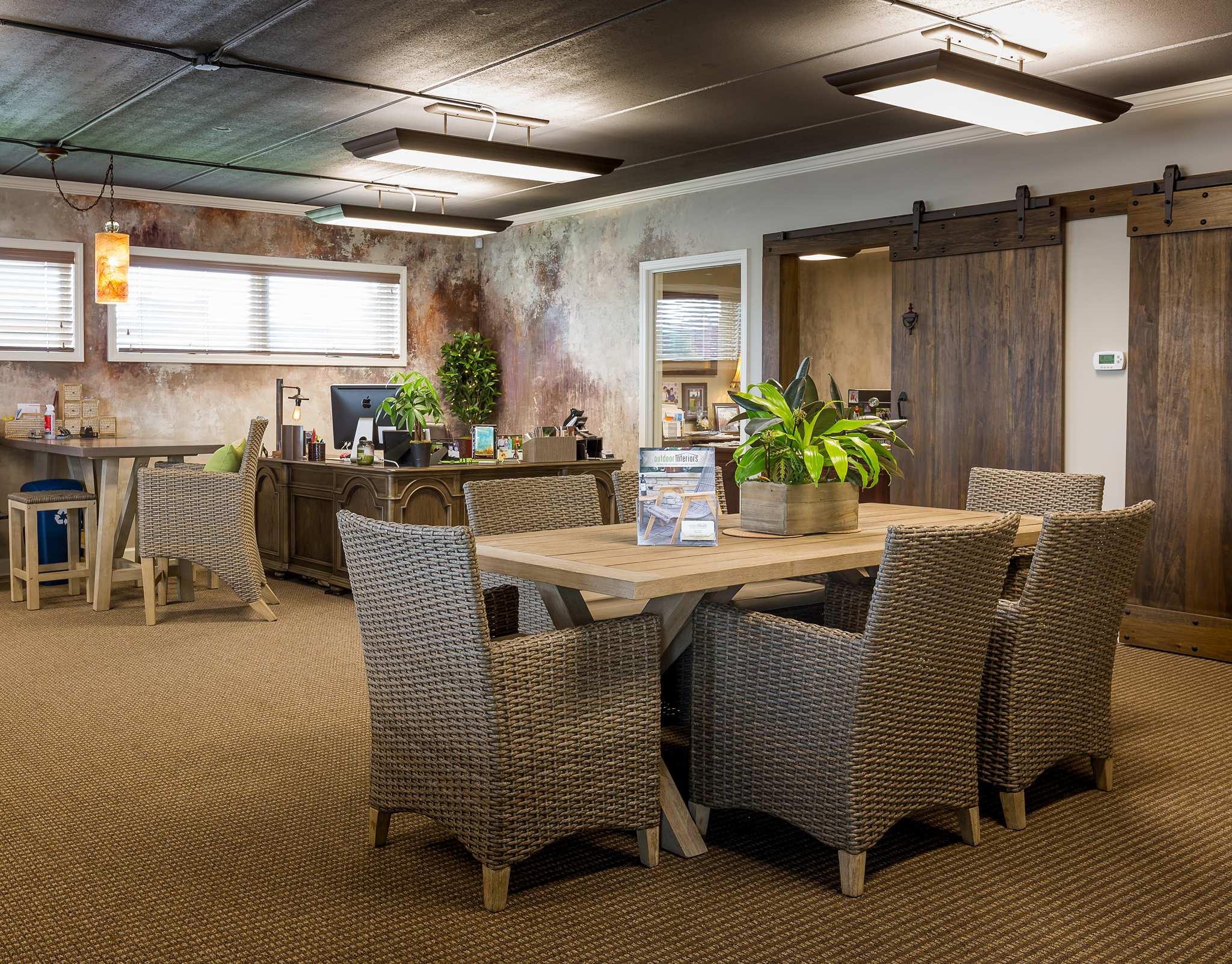 ... Outdoor Interiors Chicago Warehouse Patio Furniture Virtual Tour 360    30 ...