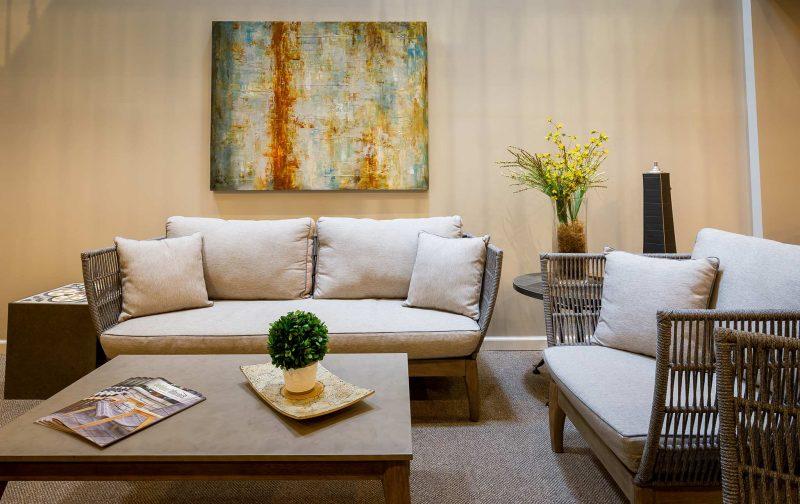 Outdoor Interiors Chicago Warehouse patio furniture virtual tour 360