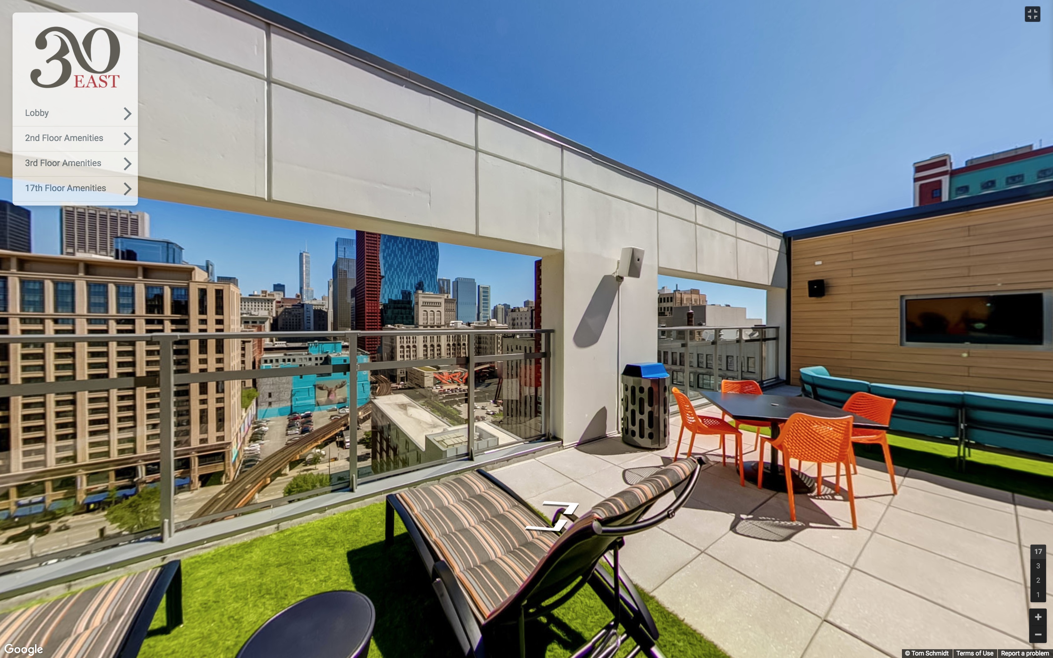 Downtown Chicago Luxury Apartments - Room Pictures & All ...