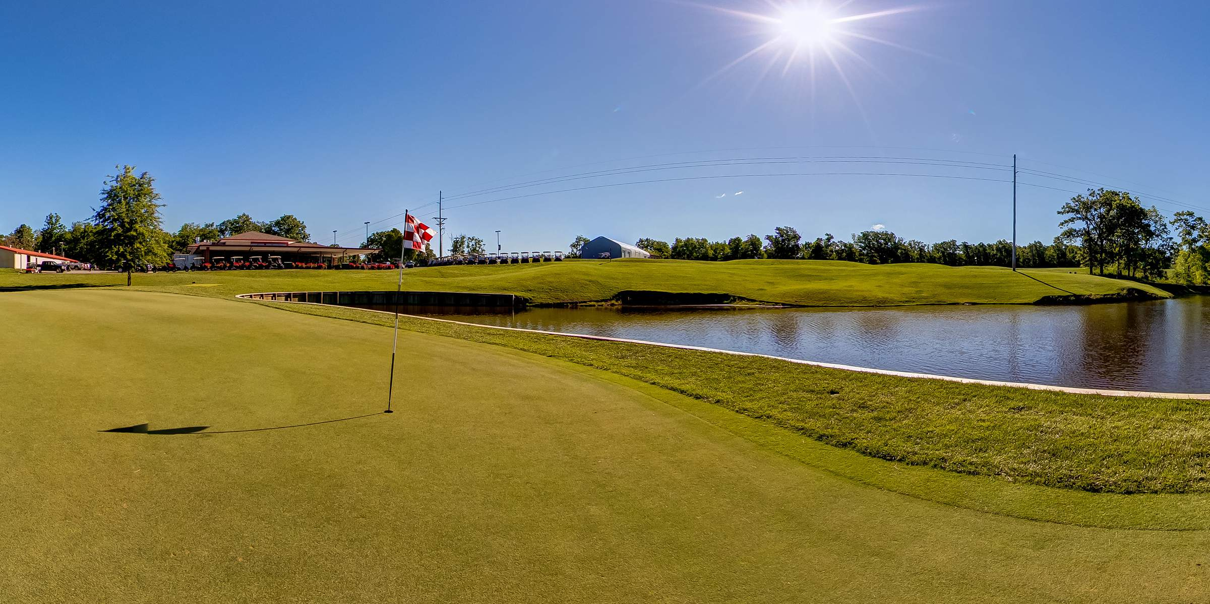 Virtual Tour Golf Course Google Maps 360 WALKTHRU