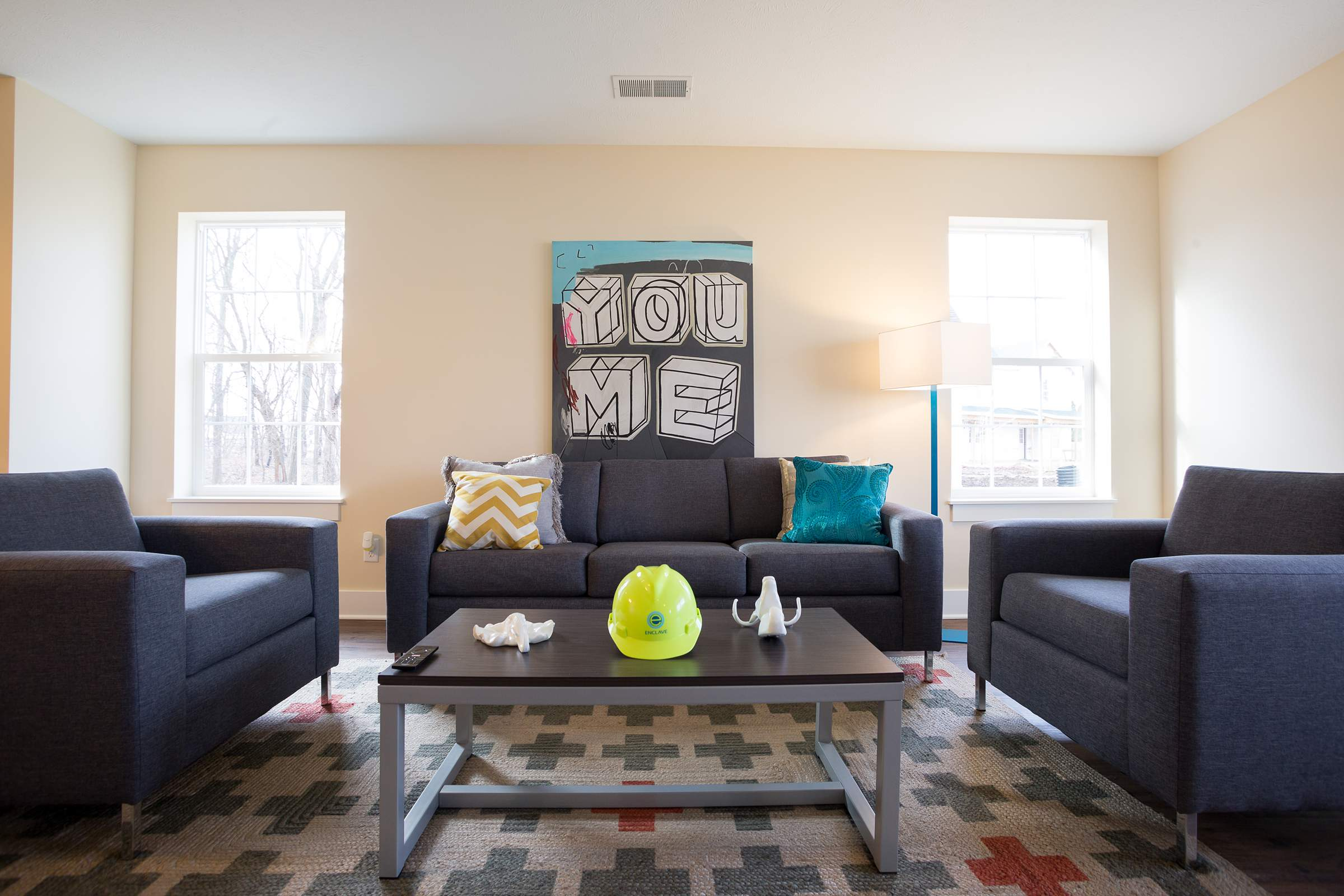 Interior Photography For Apartment Complex Real Estate