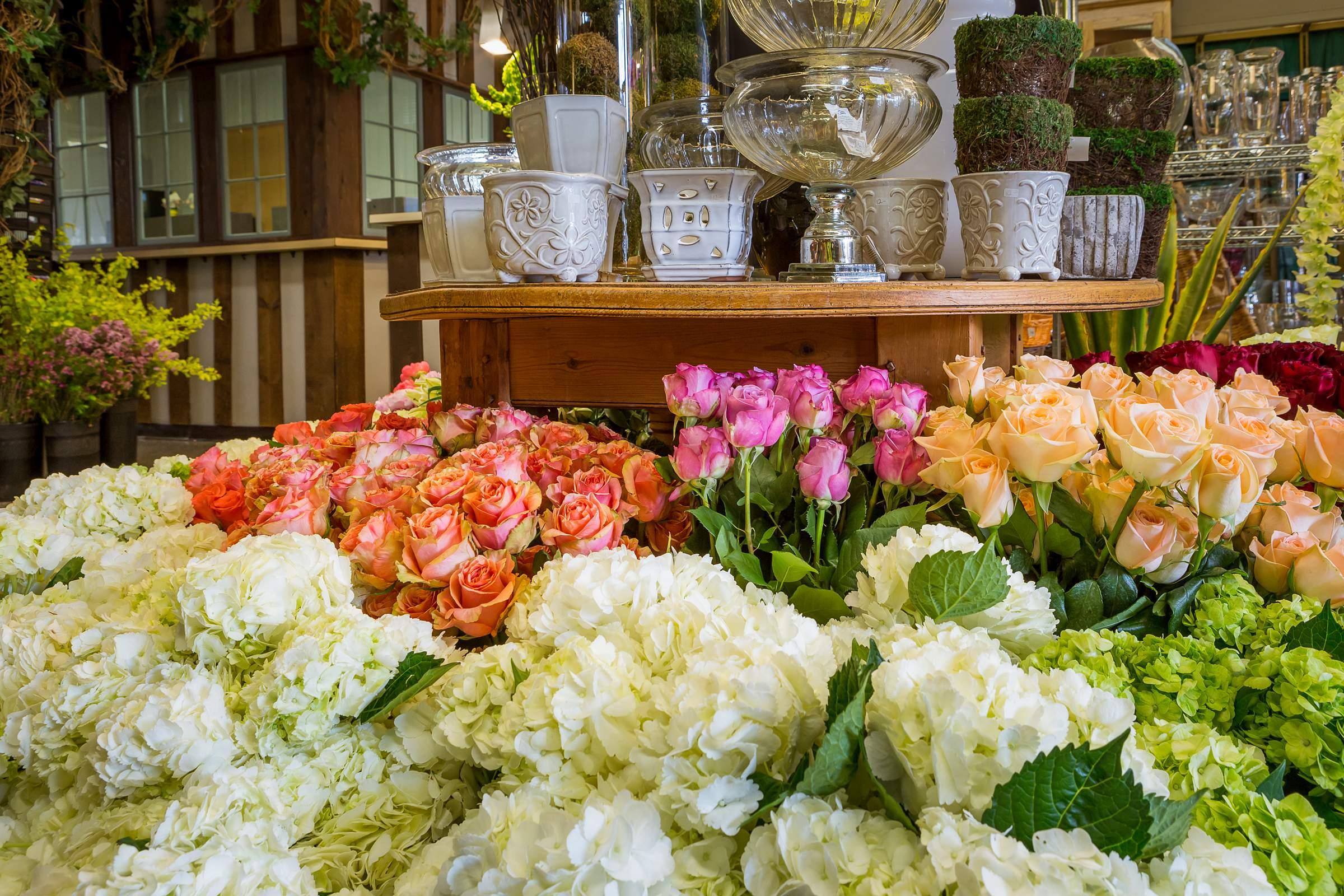 Kloeckner Flower Shop Chicago Boutique Interior Google