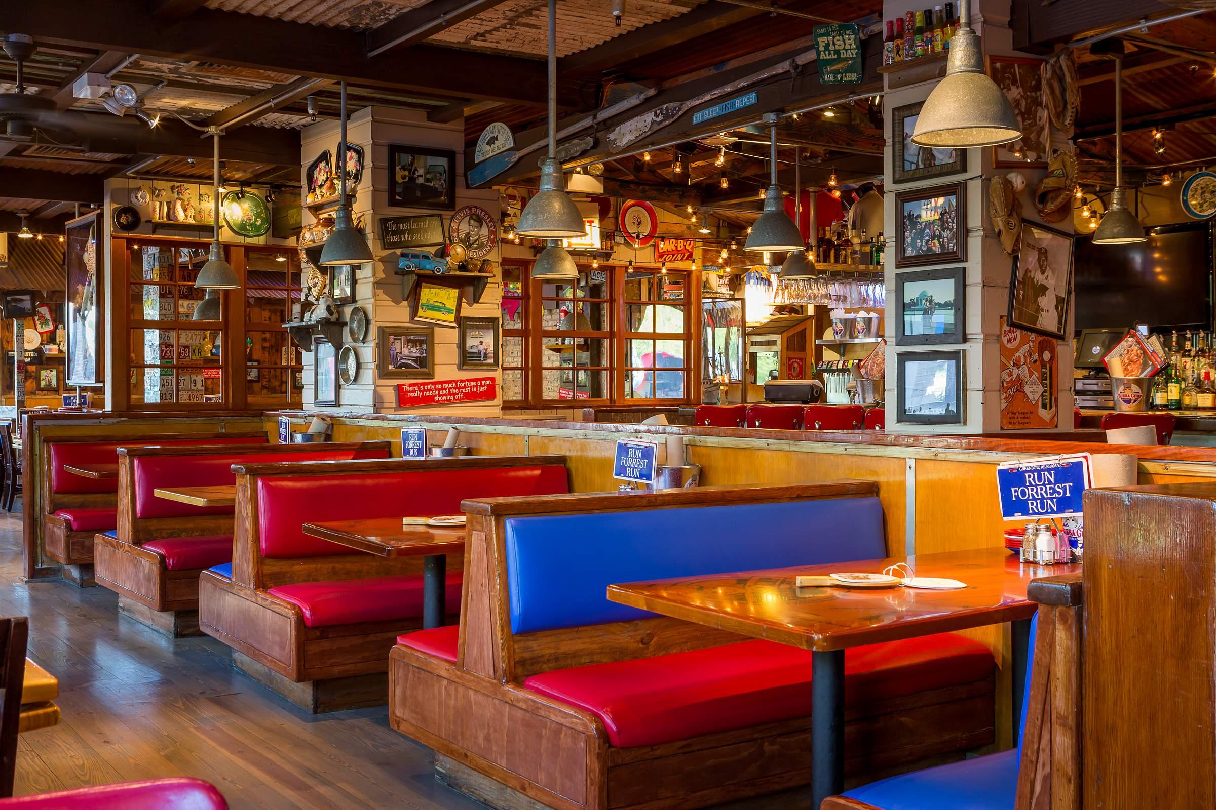 Bubba Gump Shrimp Navy Pier Chicago Virtual Tour For