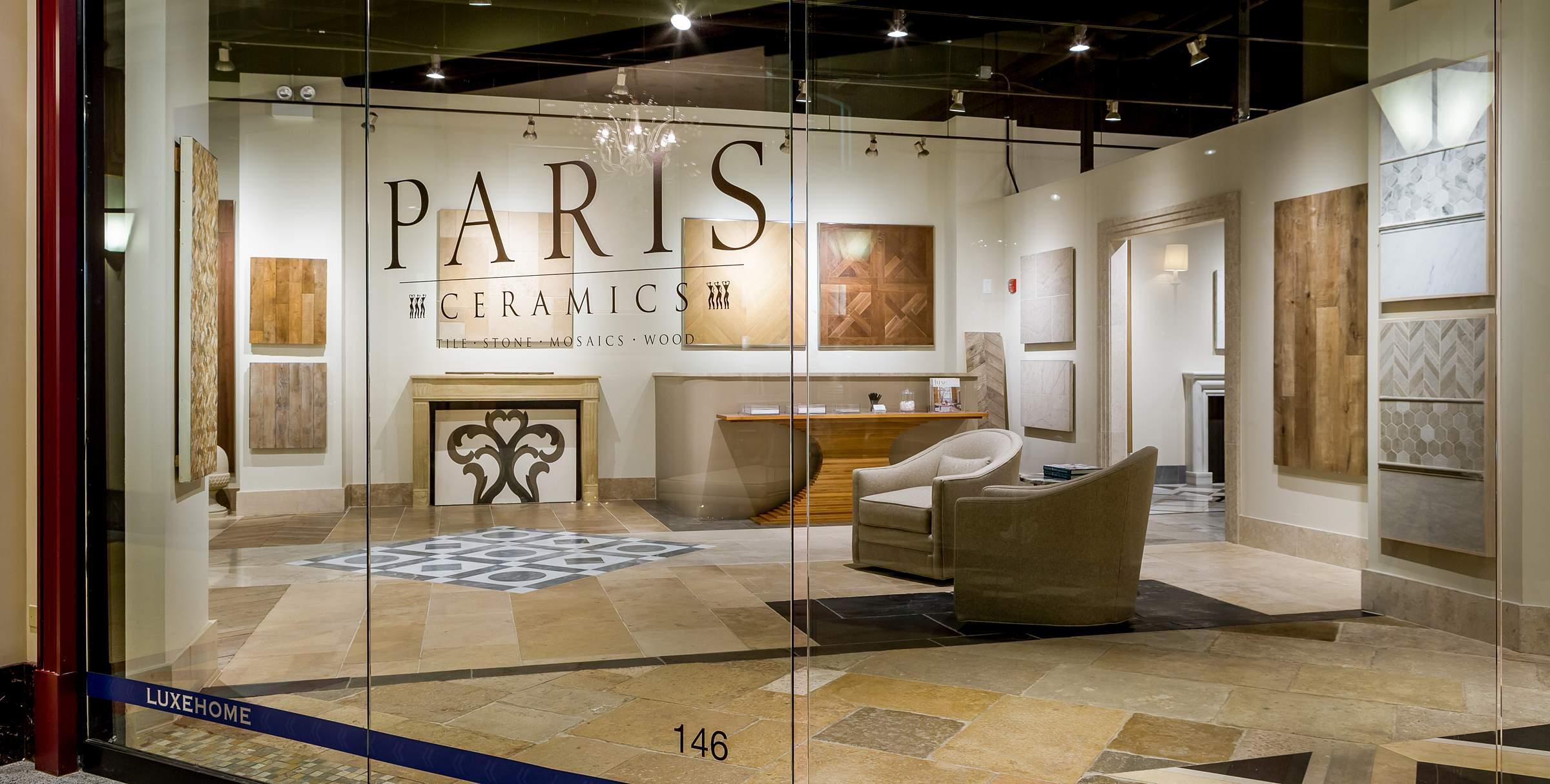 Paris ceramics showroom merchandise mart chicago interior - Paris 2000 hair salon ...