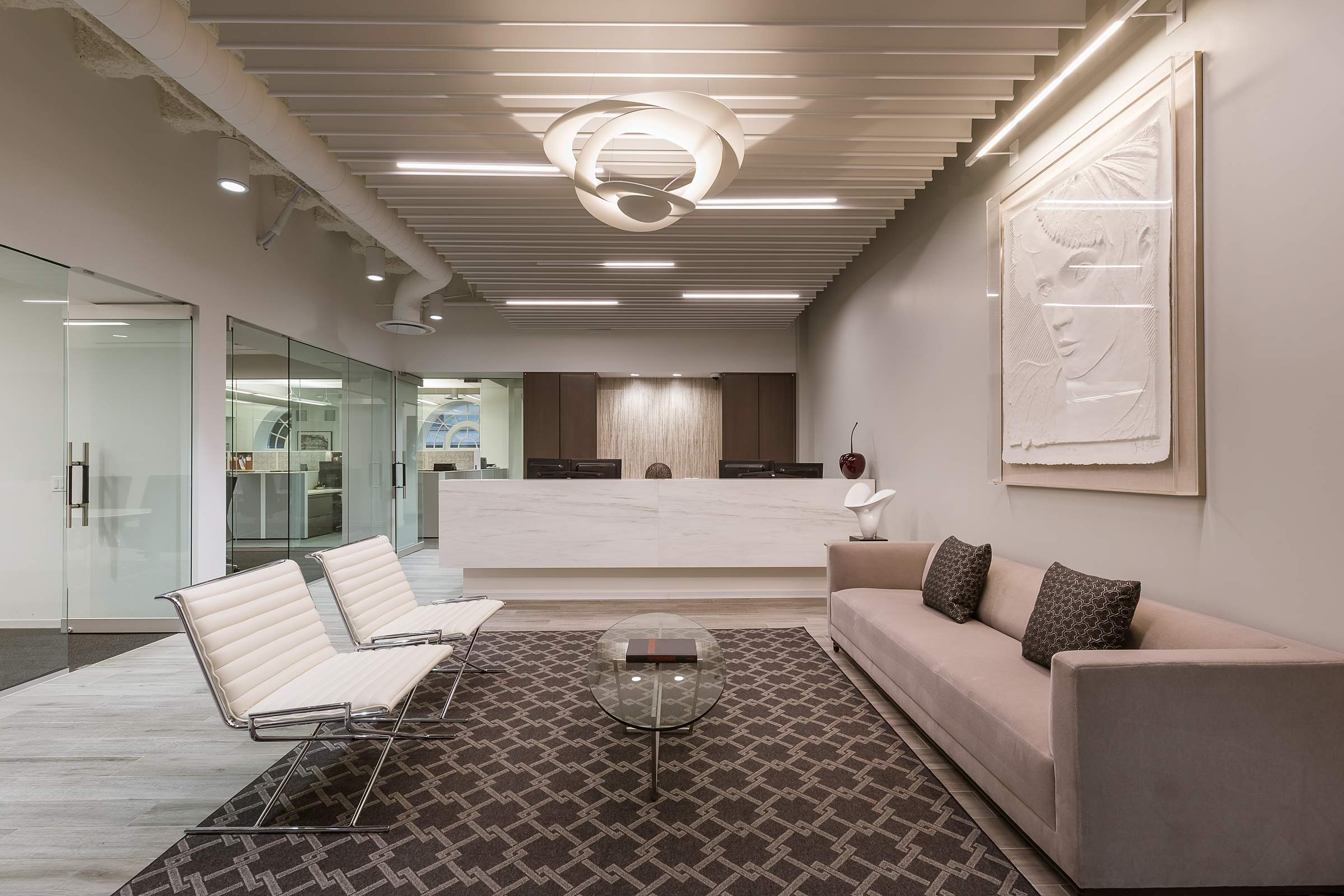 Ankin Law Firm Chicago - Professional Services Office 4K