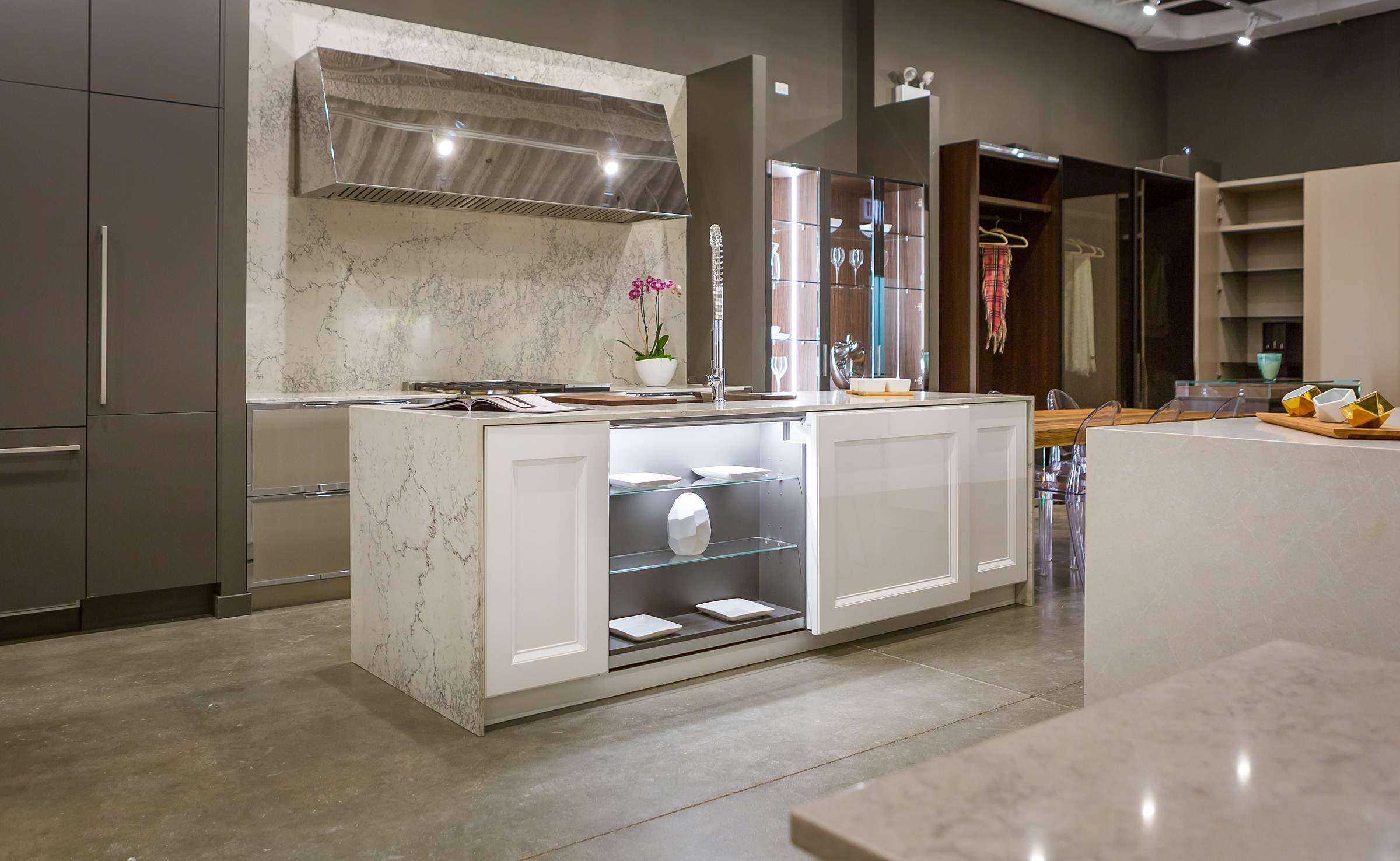 German Kitchen Center - Boutique Showroom Virtual Tour ...