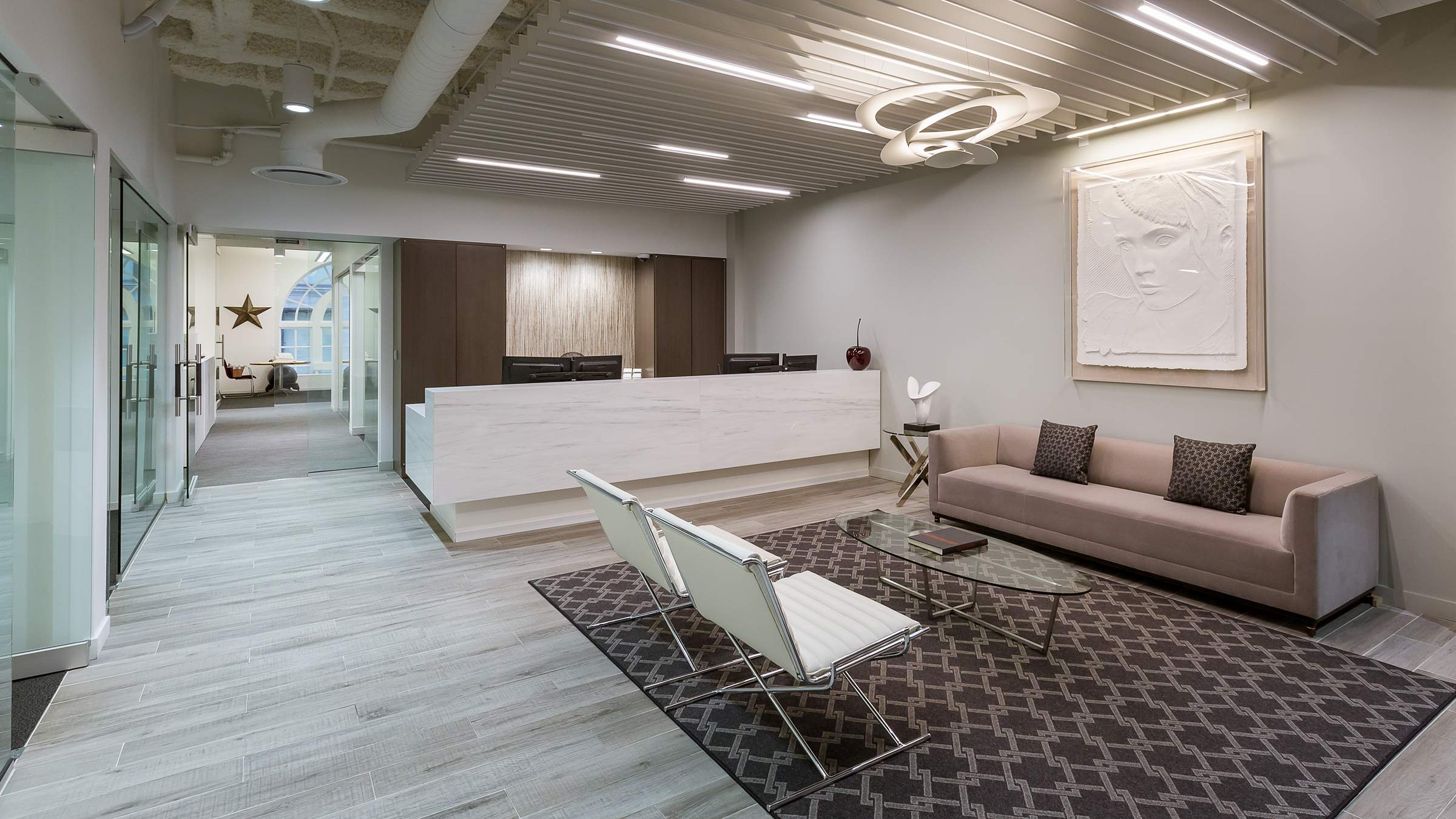 Google 360 examples professional offices walkthru360 - Top interior design firms chicago ...