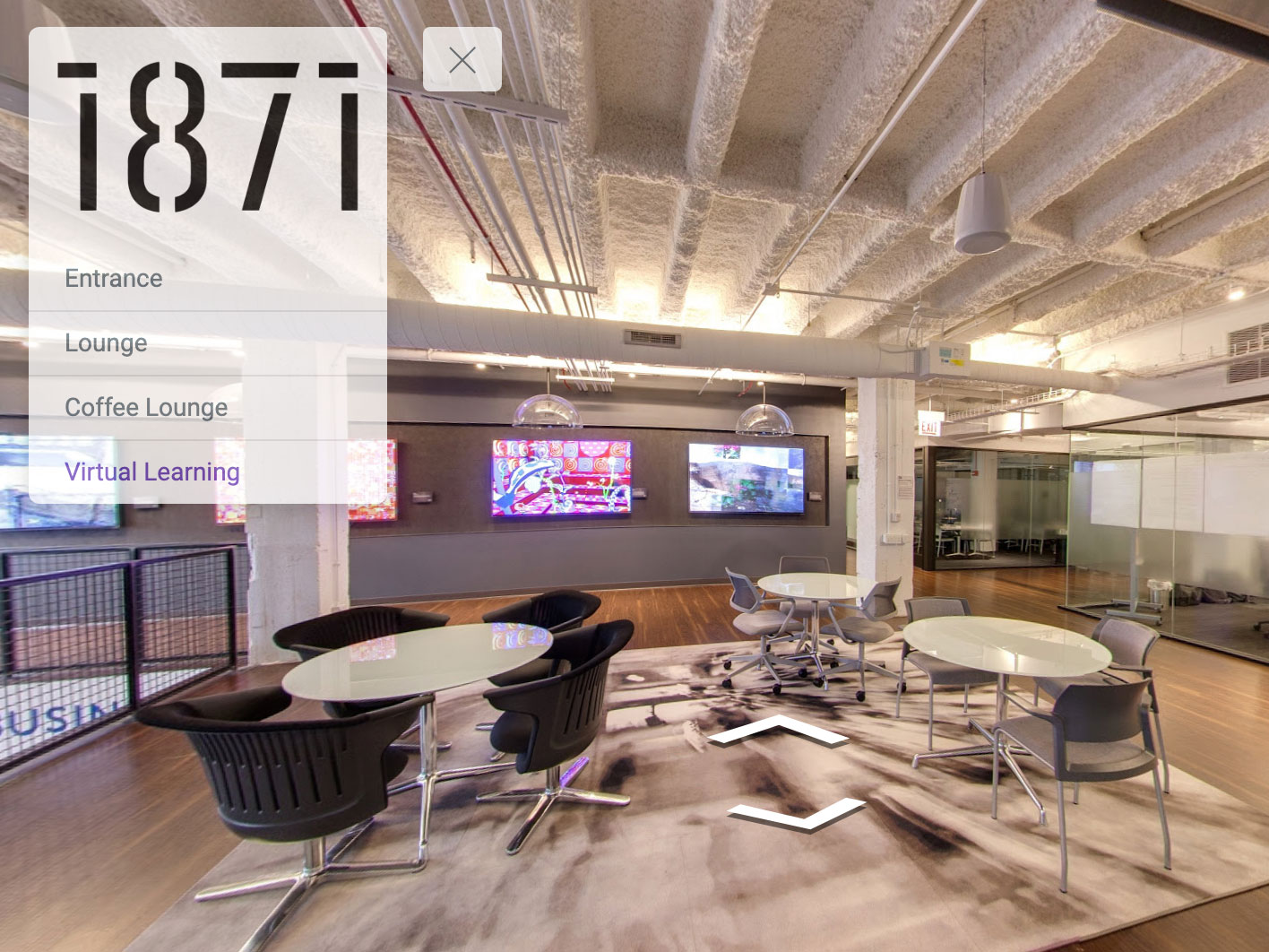 virtual tour service provider for co-working office spaces nationwide
