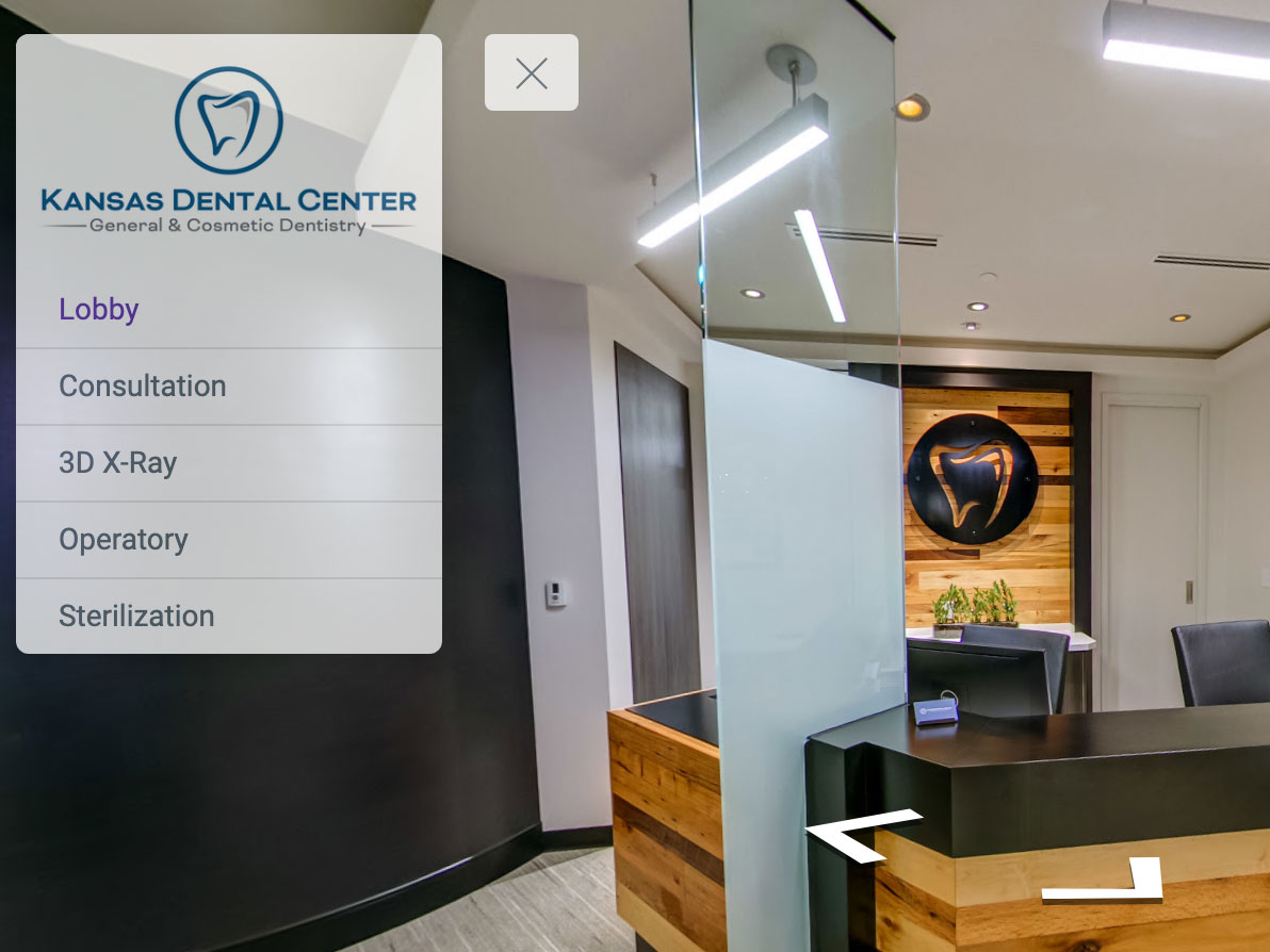 Kansas Dental Center Virtual Tour