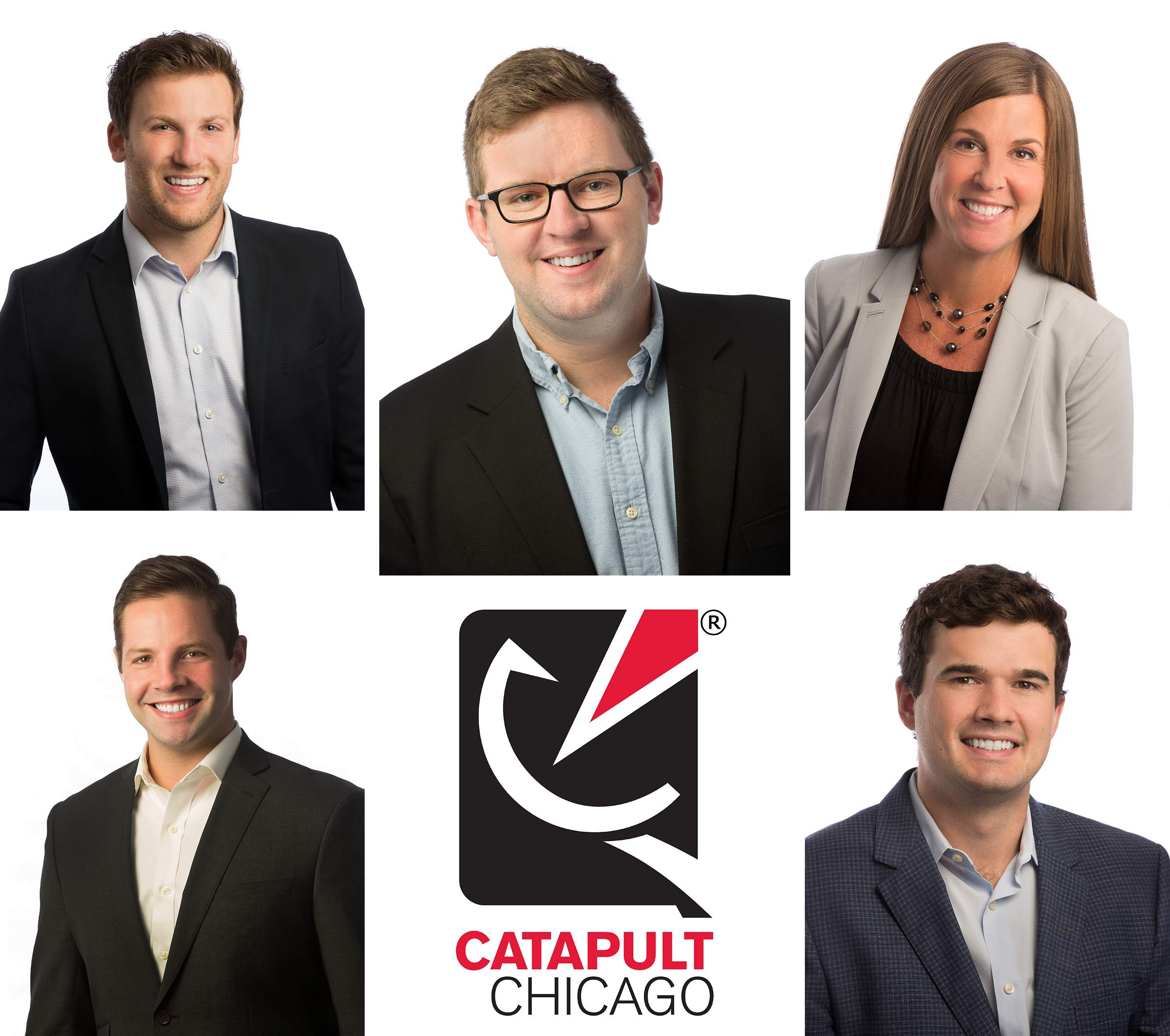 Chicago business portraits catapult startup incubator - on site photographer
