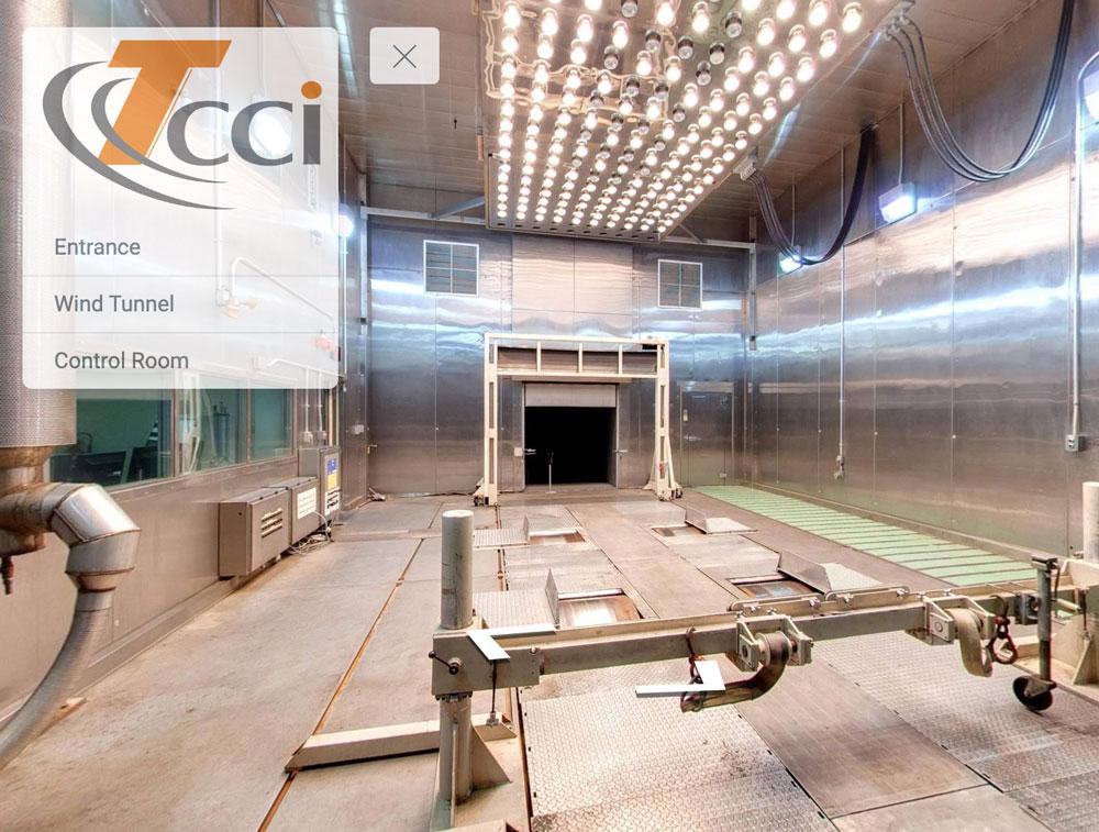 walkthru360 industrial manufacturing facility photography 360°