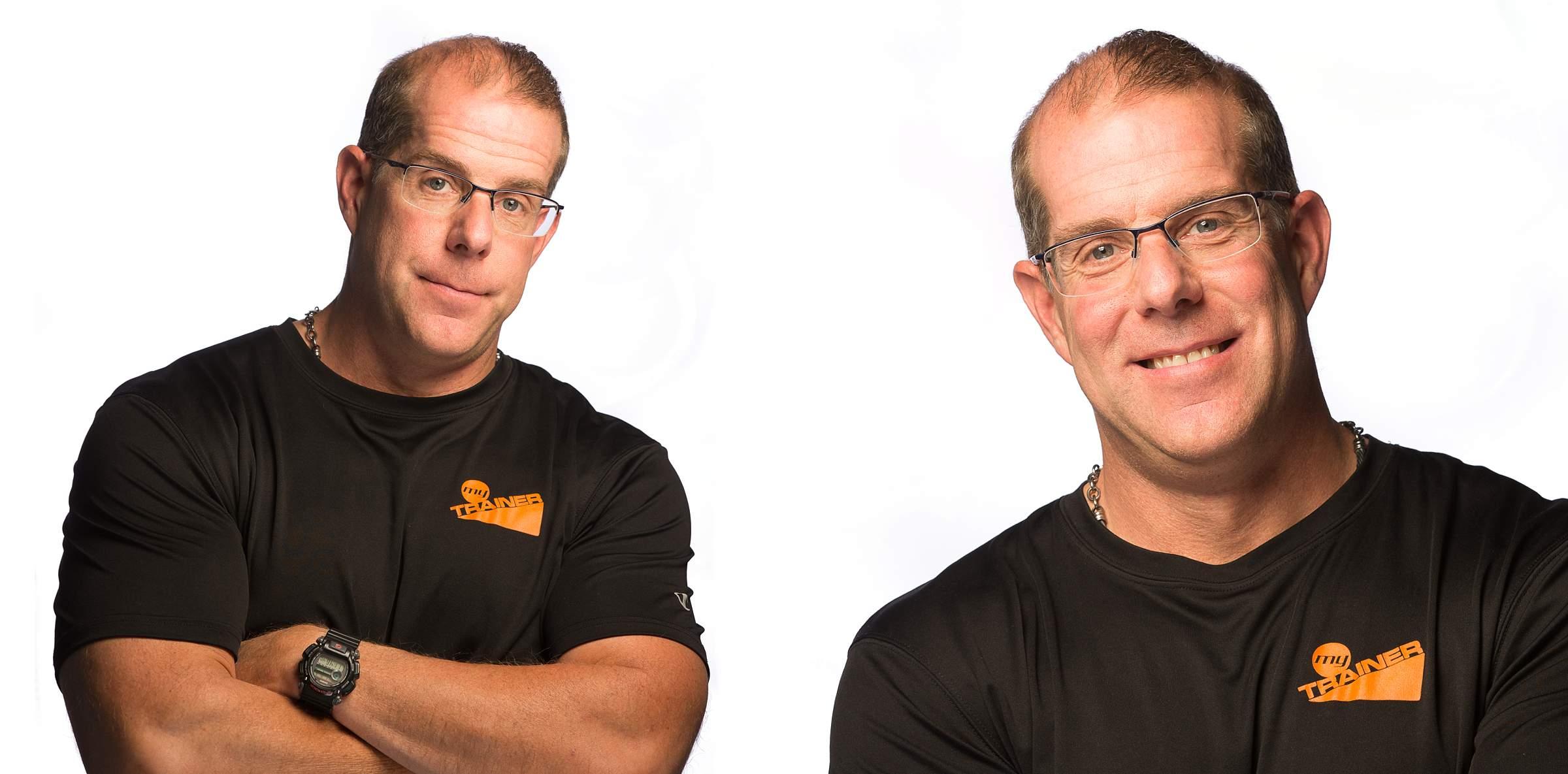Gym Personal Trainer Portraits Chicago Headshots Tom Schmidt